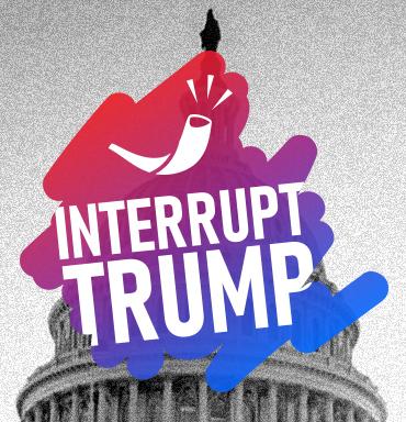 Interrupt Trump