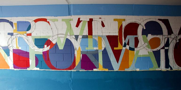 East Belfast Mural Project