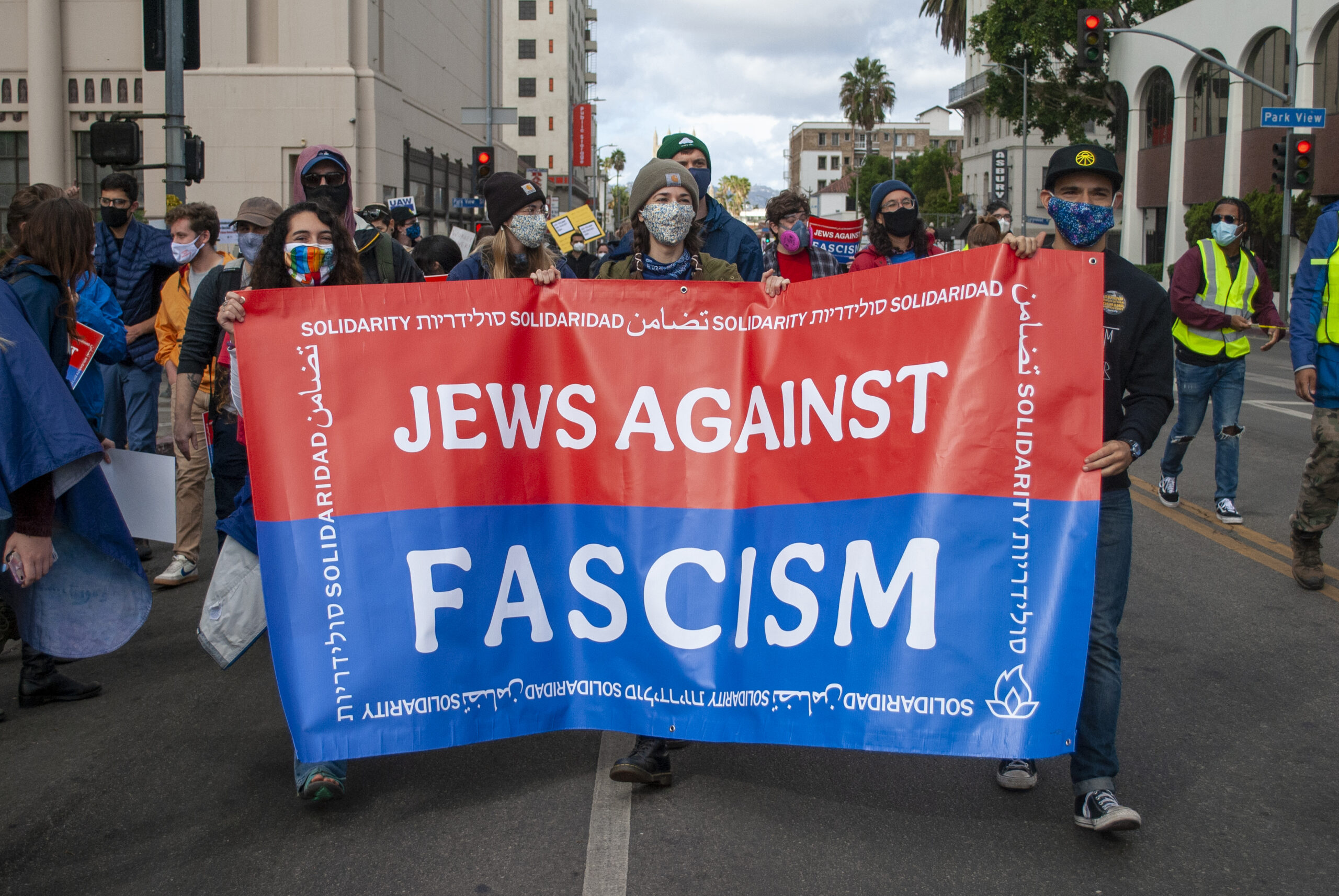 Jews Against Fascism